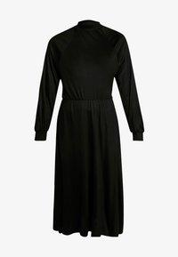 EDITED - TIARE DRESS - Vestito di maglina - schwarz - 3