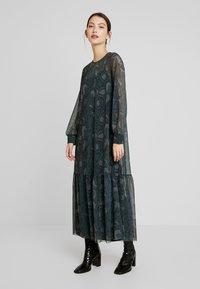 EDITED - HARRIET DRESS - Denní šaty - green - 0