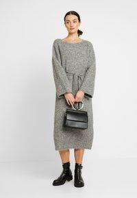 EDITED - ISAC DRESS - Jumper dress - grau - 1
