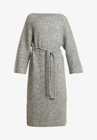 EDITED - ISAC DRESS - Jumper dress - grau - 3