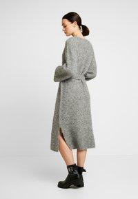 EDITED - ISAC DRESS - Jumper dress - grau - 2