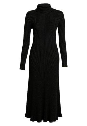 SYRINA DRESS - Robe pull - schwarz