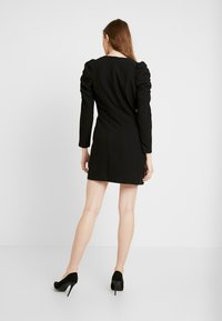 EDITED - LACRIMA DRESS - Shift dress - schwarz - 2