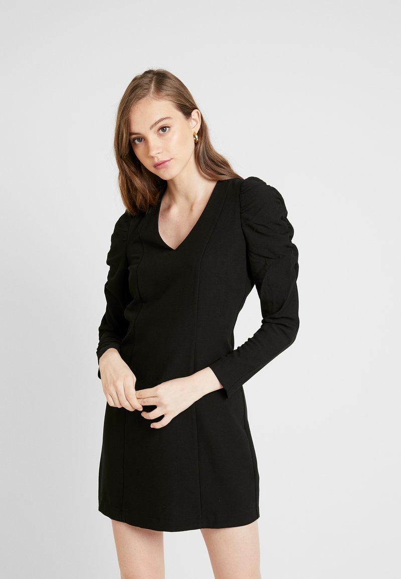 EDITED - LACRIMA DRESS - Shift dress - schwarz