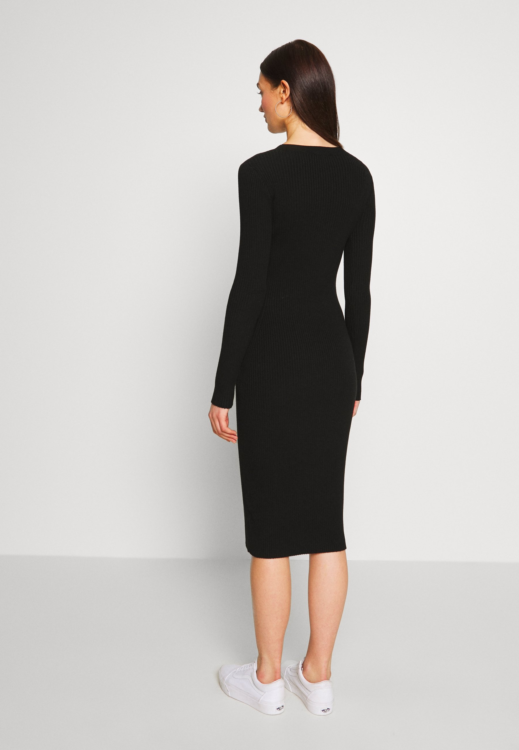 EDITED HENNIE DRESS - Tubino - schwarz