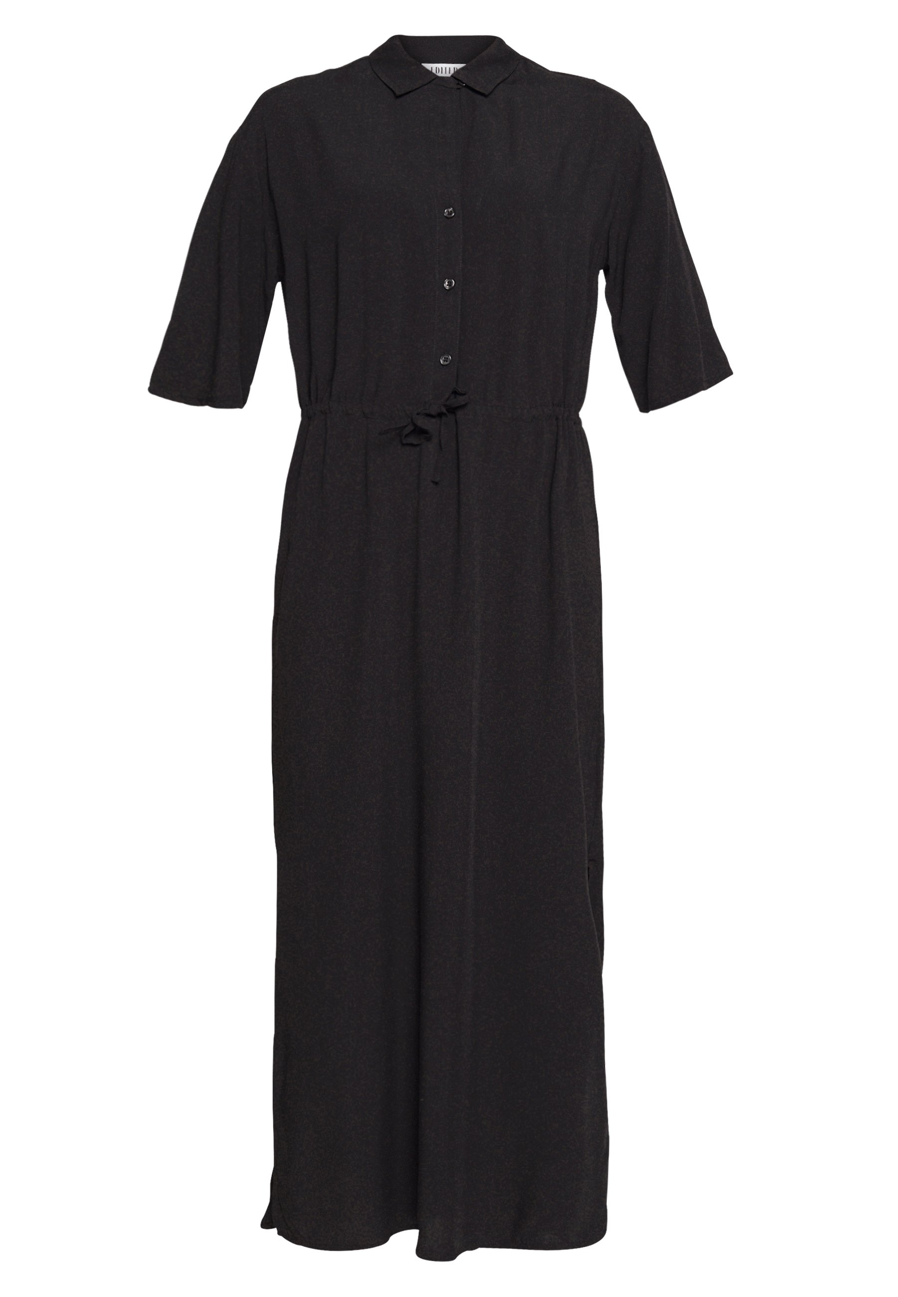 Edited Hester Dress - Hverdagskjoler Black