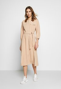 EDITED - NICHOLA DRESS - Blousejurk - beige - 0