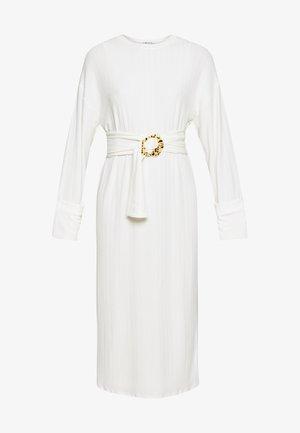 SAIGE DRESS - Jumper dress - creme