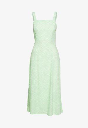 ZANE DRESS - Kjole - light green