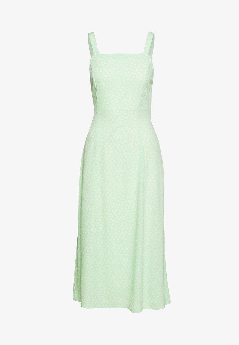 EDITED - ZANE DRESS - Korte jurk - light green