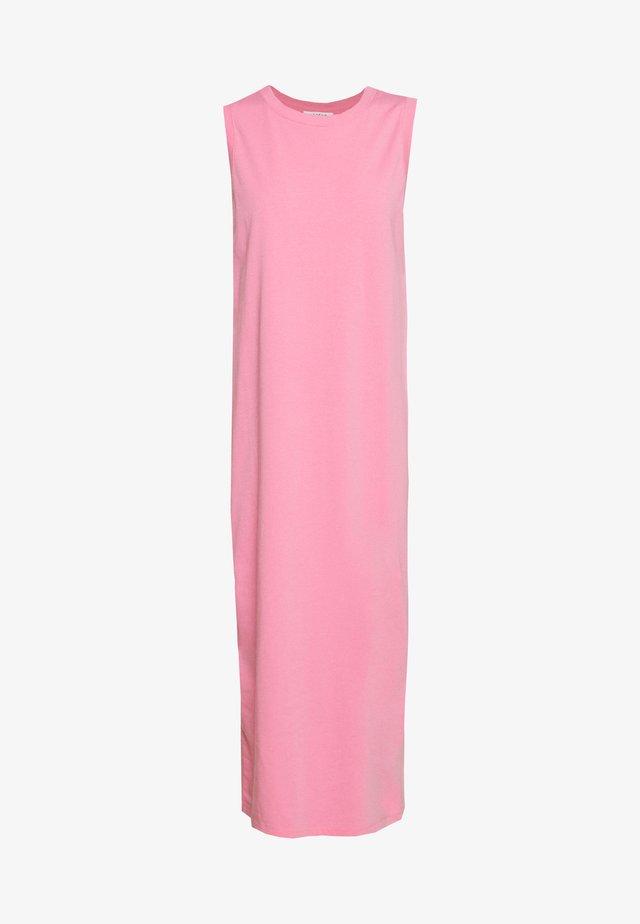 THILDE DRESS - Jerseyjurk - pink