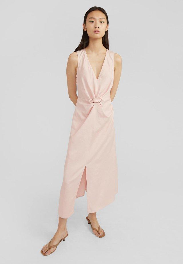 VALA - Korte jurk - rosa