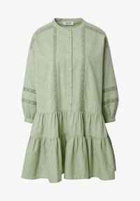 EDITED - Shirt dress - grün - 5