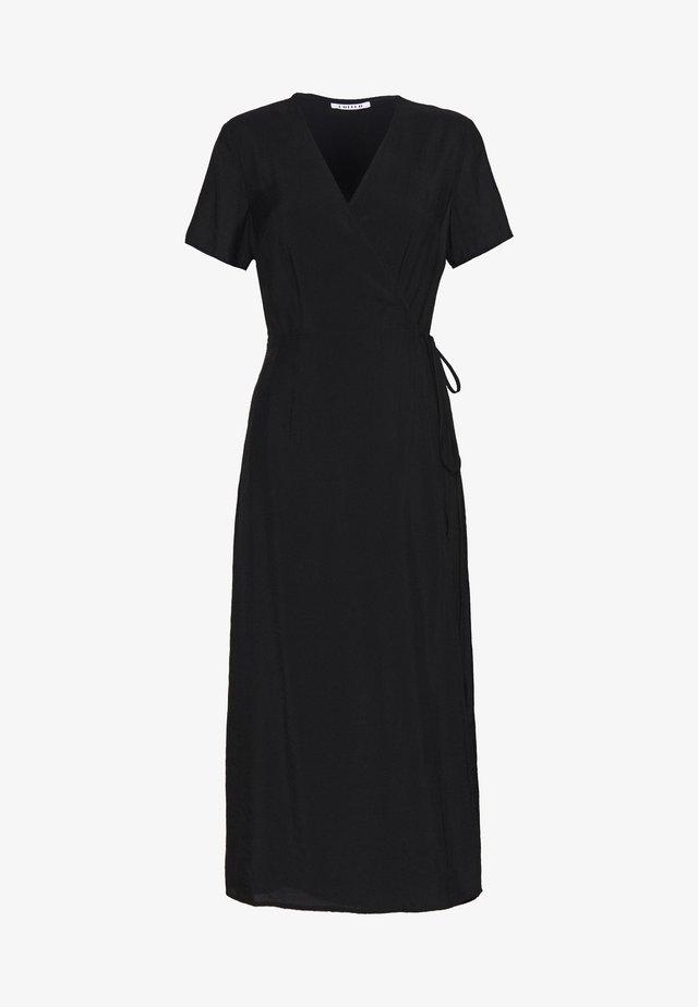 MADLYN DRESS - Freizeitkleid - schwarz
