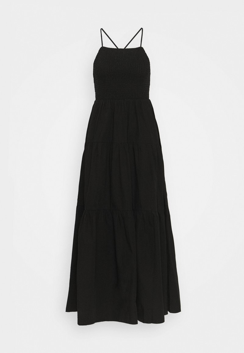 EDITED - DAPHNE DRESS - Maksimekko - schwarz