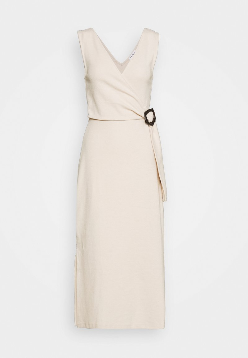 EDITED - VARINIA DRESS - Korte jurk - creme