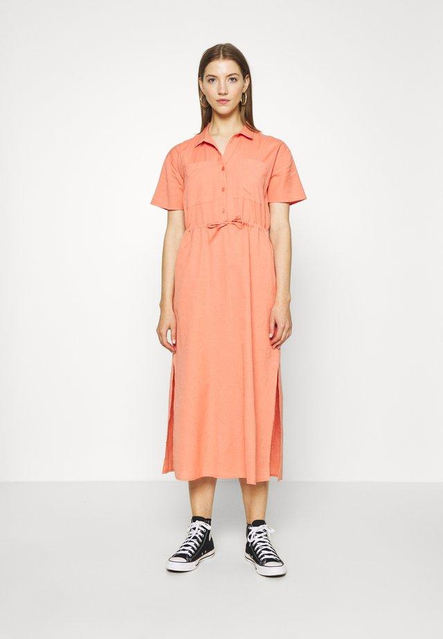 DRESS - Vestido informal - rostrot/rot