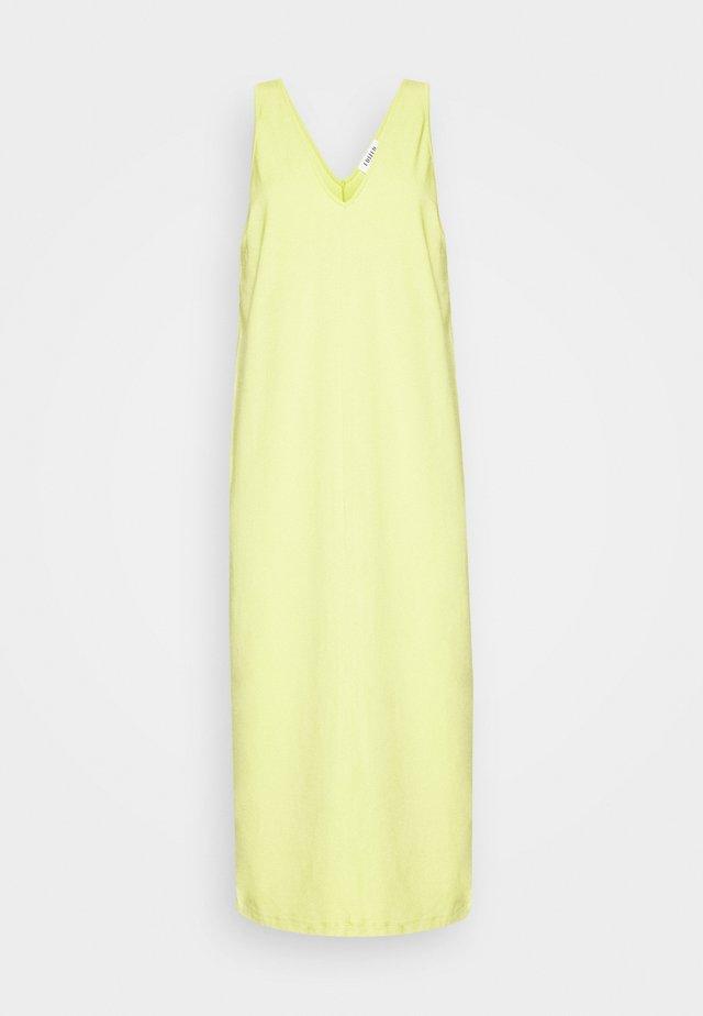 RIONA DRESS - Korte jurk - grün
