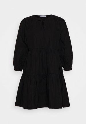 VALENCIA DRESS - Day dress - schwarz