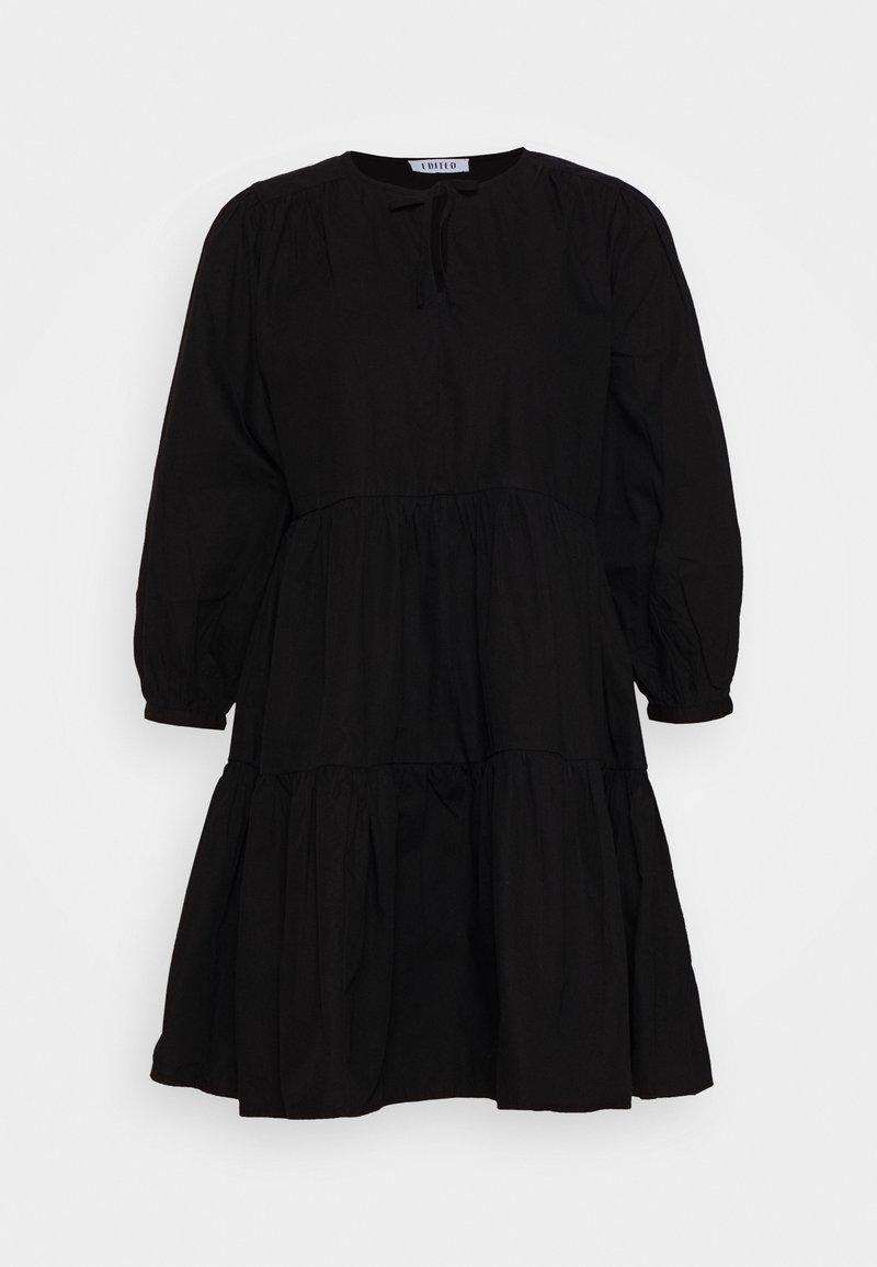 EDITED - VALENCIA DRESS - Day dress - schwarz