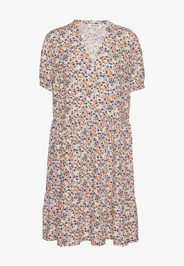 HANNI DRESS - Korte jurk - multi-coloured
