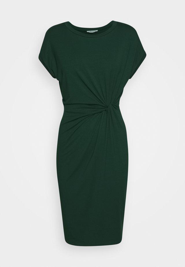 FAITH DRESS - Etui-jurk - green