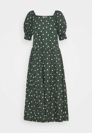 JILL DRESS - Sukienka letnia - foam green