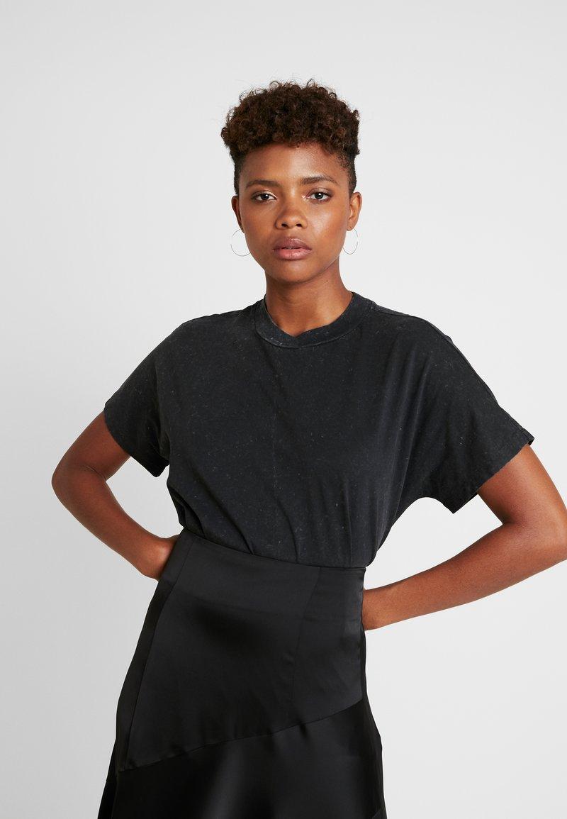 EDITED - GIORGIA - Camiseta estampada - black