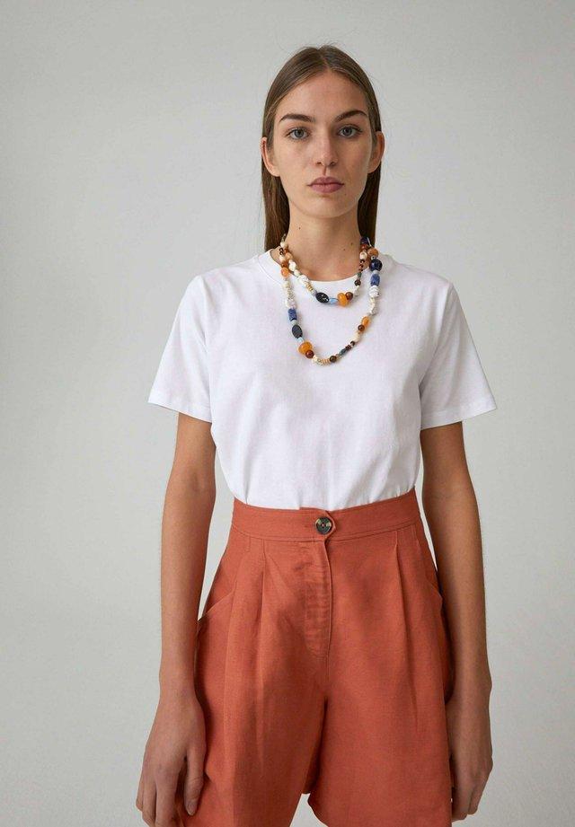 ENID - Basic T-shirt - white