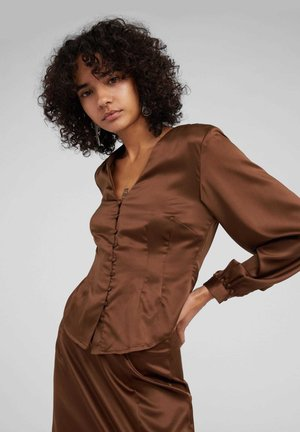 CIANA - Blouse - brown