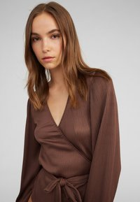 EDITED - NEYLA - Blouse - brown - 3