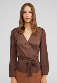 EDITED - NEYLA - Blouse - brown - 0
