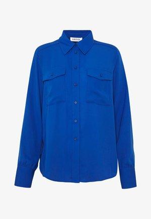 NAHLA BLOUSE - Skjortebluser - blau