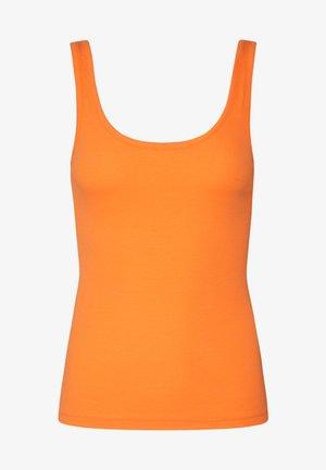 MARISOL - Top - birds of paradise orange