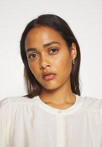 EDITED - JAMIRA BLOUSE - Button-down blouse - weiß - 3
