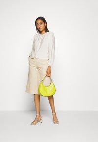 EDITED - JAMIRA BLOUSE - Button-down blouse - weiß - 1