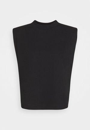 ELISE - T-shirt basic - schwarz