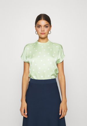 LENYA BLOUSE - Blouse - foam green