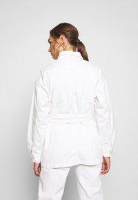 EDITED - RAE JACKET - Jeansjakke - white/offwhite - 2