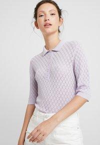 EDITED - KALEA - T-shirt print - lilac - 3