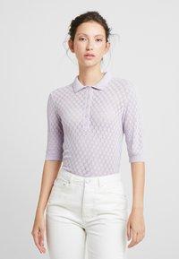 EDITED - KALEA - T-shirt print - lilac - 0