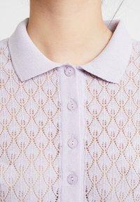 EDITED - KALEA - T-shirt print - lilac - 5