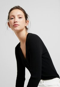 EDITED - ALESIA JUMPER - Maglione - black - 3