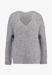 EDITED - FAWINI - Sweter - grau - 4