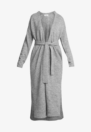 TEAGAN CARDIGAN - Cardigan - graumeliert/grau