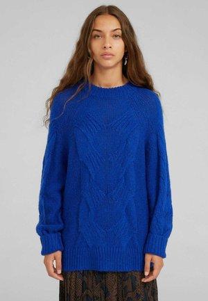 DELANO - Jumper - blue