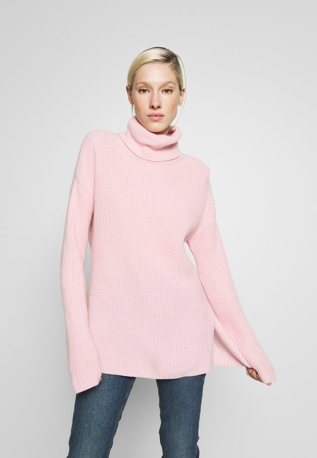 ALLEGRA JUMPER - Jersey de punto - pink
