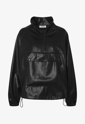 BENE - Jersey con capucha - schwarz