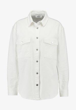FELIZ - Krátký kabát - white