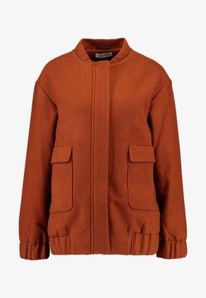 NALAN COAT - Lehká bunda - auburn